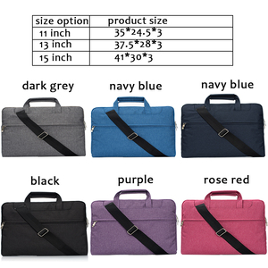 Image 5 - Laptop bag for Dell Asus Lenovo HP Acer Handbag Computer 11 12 13 14 15 inch for Macbook Air Pro Notebook 15.6 Sleeve Case