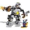 MK1 Super Heroes Мстители Железный Человек МАРК 1 Строительные Блоки Кирпичи Игрушки Для Детей Совместимые Лепин