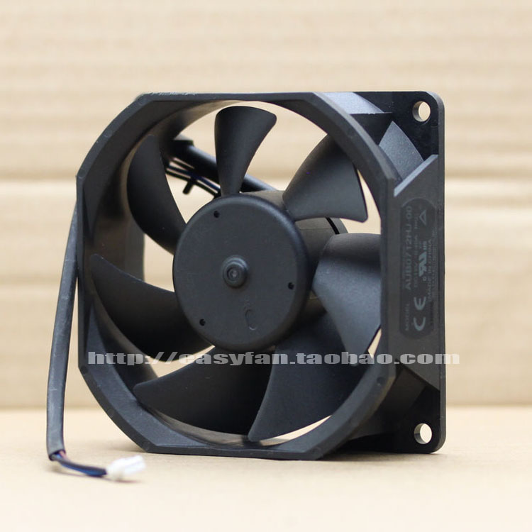 Delta AUB0712HJ-00 DC 12V 0.40A Projector fan 3-wire free shipping original delta cooling fan nfb10512hf 7f03 49 87y01g001 12v 0 39a 3 wires projector 5pcs lot