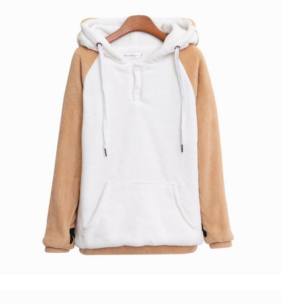 Cute Muco home have Muco Shiba Inu hoodie anime print coat in Hoodies amp Sweatshirts from Women 39 s Clothing