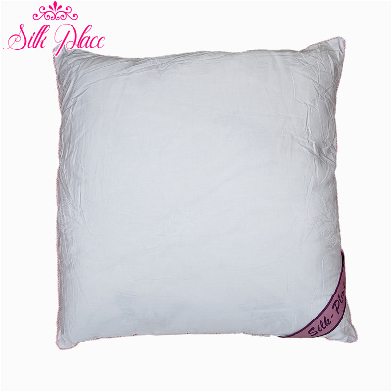 Brand YiLiXin''Silk Place Natural Silk Pillow 70*70 Fast Delivery From Russia Physical Therapy Anti-snoring Pure Silk Pillow brand silk place 70 70cm silk filled pillow and silk pillows fast free delivery from russia