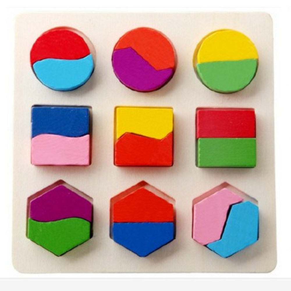 the importance of learning geometric shapes to a childs education