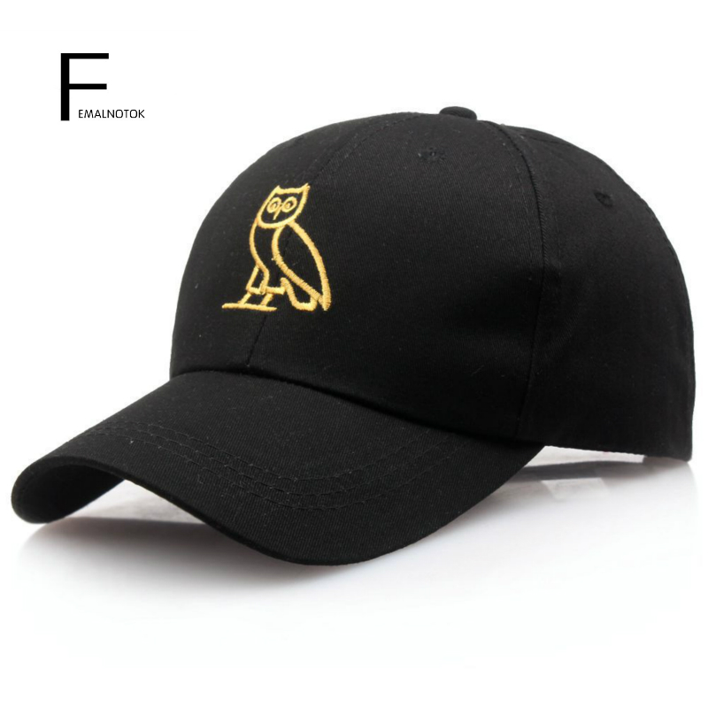 5251326550 New arrival fashion caps brand designer baseball cap for men and women  casual owl snapback caps cotton hats-in Baseball Caps from Apparel  Accessories on ...