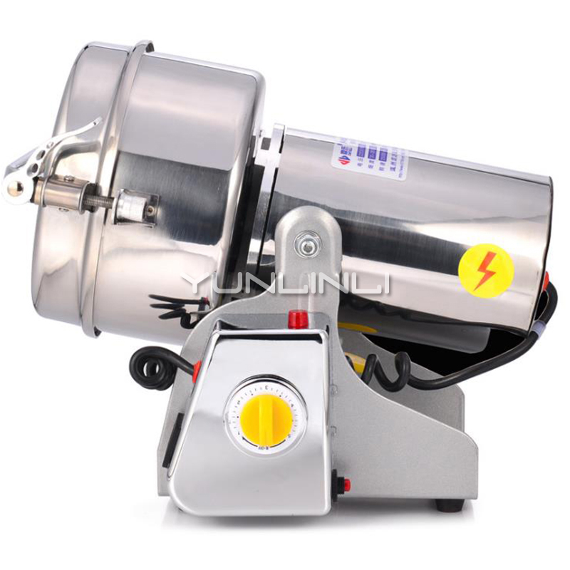 Multifunctional Pulverizer High Speed Food Grinding Machine Commerical/Household Stainless Steel Crusher DFY 500