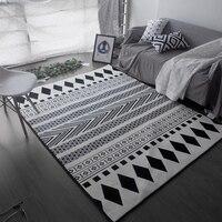 Kingart Big Size Carpet Sofa Antique Carpet Thick Floor Blanket Yoga Mat Bedroom Fur Rug For Home and Living Room Decoration
