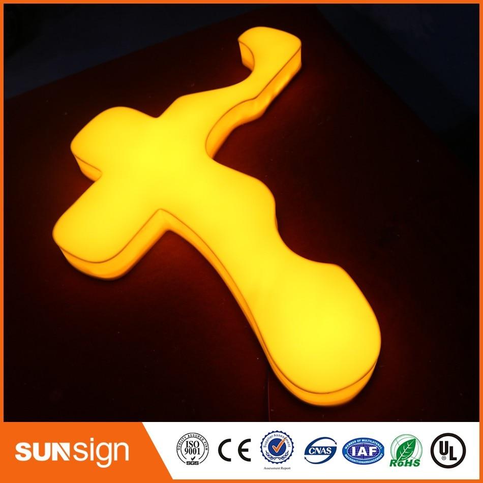 Led Alphabet Letters Wholesale Advertising Lighting Letters