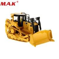 Коллекция литой 1/50 85299 гусеничные D8T изготовление литьем автомобили модельная игрушка автомобиль тяжелый строительных машин игрушка