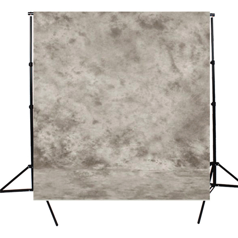 8x10FT Gray Mud Wall Vinyl Photography Background For Studio Photo Props Photographic Backdrops cloth 2.4mx3m
