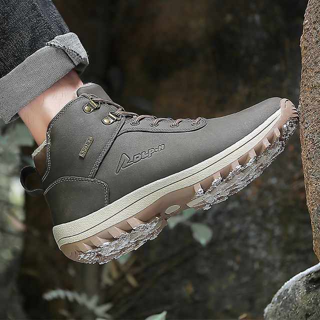 Homass Hiking Tactical Militay Boots 10