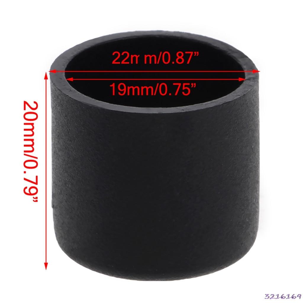 Hardware Eckverbinder Genial 4 Stücke Stuhl Ferrule 19mm 3/4 bottom Protector Möbel Tisch Füße Bein Spitze Ende