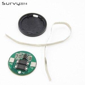 5PCS 18650 Lithium Li-ion Battery Dual M