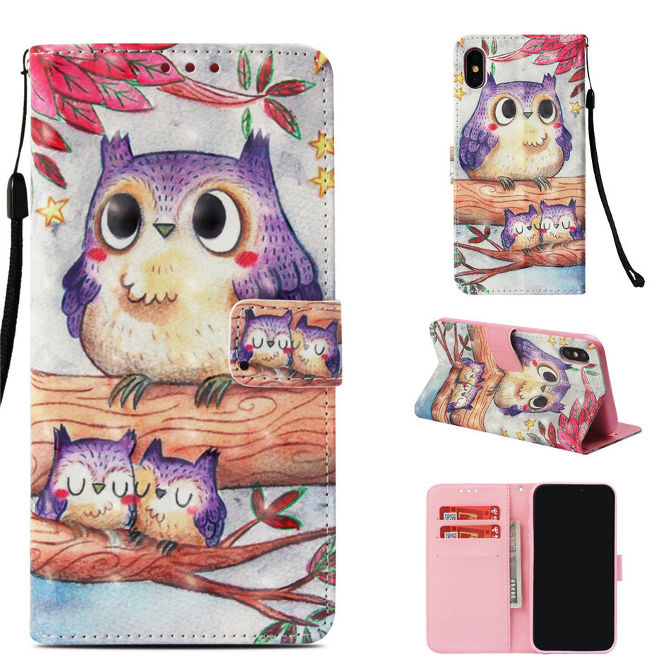 Luxury Case For ipod touch 6 5 Wallet Card Pocket Cases For iPhone 6 6S 7 8 Plus 5S X Xs Max Xr Fashion Casual Cover Etui P03E in Flip Cases from Cellphones Telecommunications