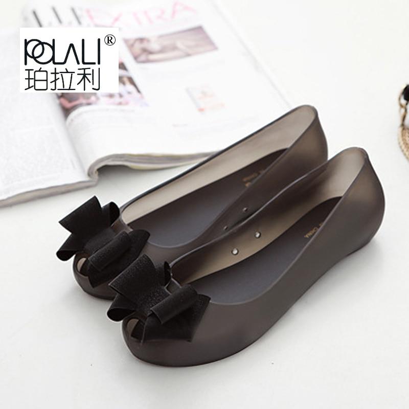 fe7bd7d962e Sandalias Dedo Femenino Black Del Sandale Abierto 2019 Mujer Sapato  Plástico Calzado pink Verano Damas Melissa Zapatos ...
