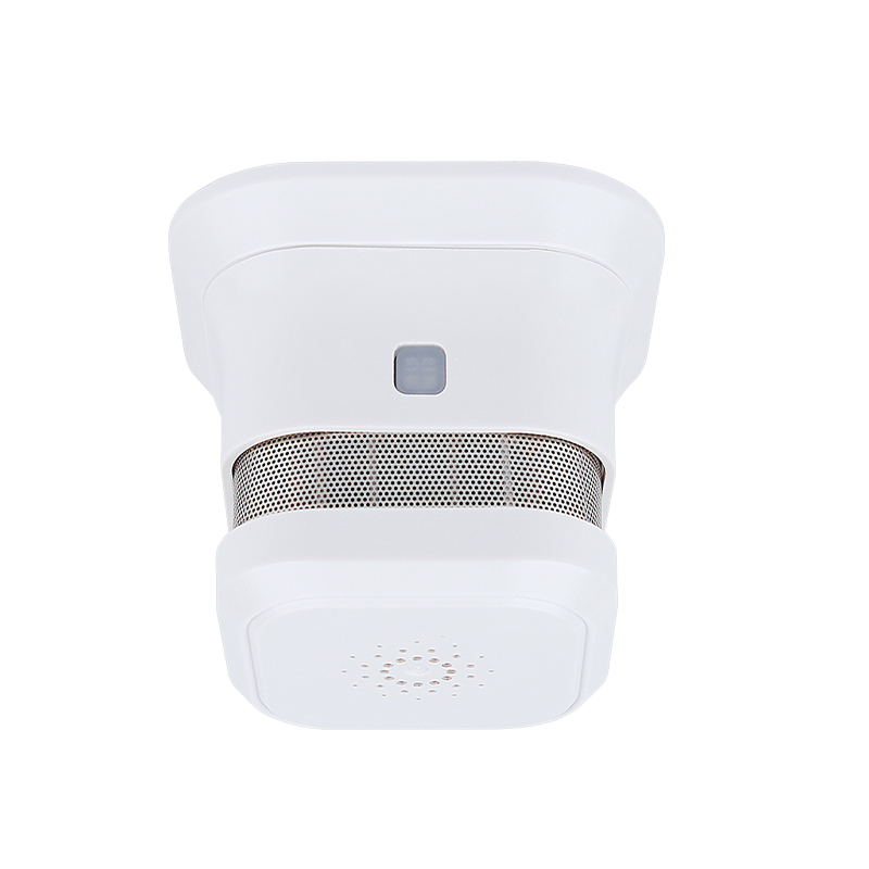 High Quality Independent Alarm Smoke Fire Sensitive Detector Home Security Wireless Alarm Smoke Detector Sensor Fire Equipment