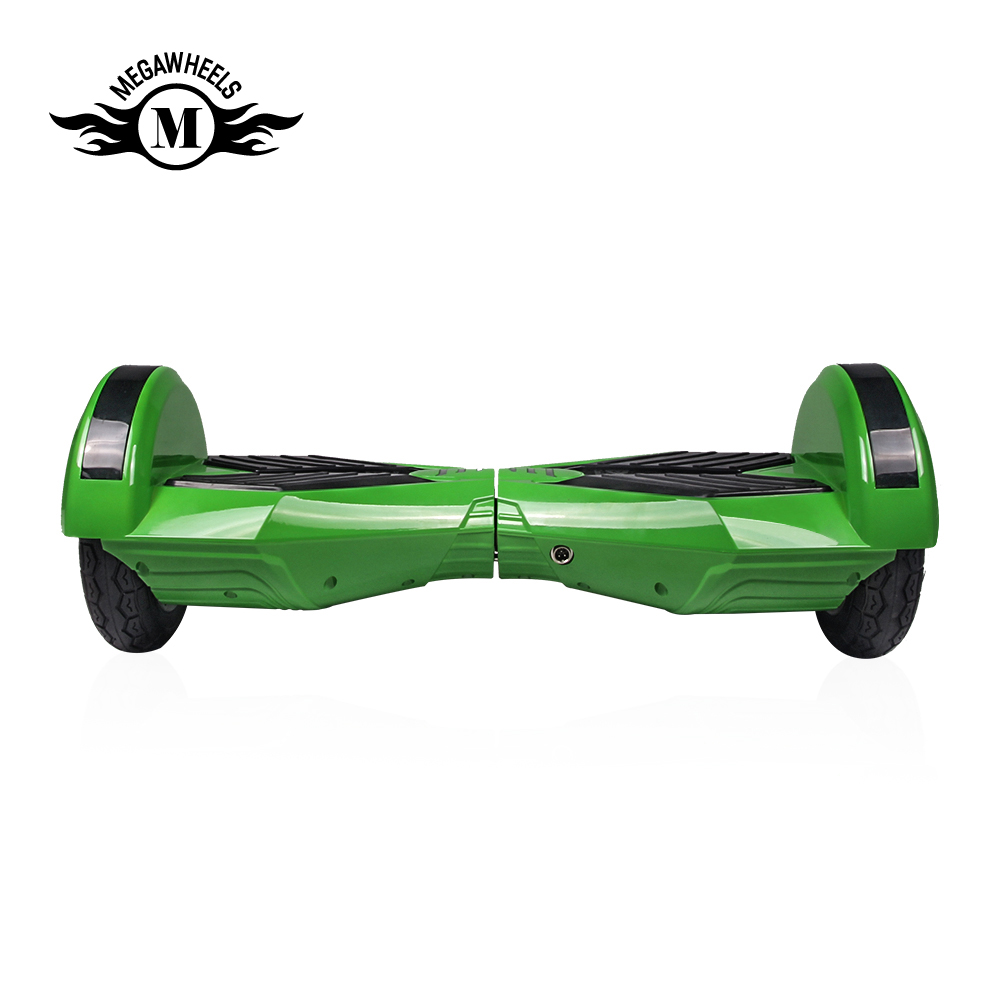Hoverboards 8″ Megawheels TW02 Electric Self Balance Scooter Bluetooth DE Warehouse Free DHL Shipping Hoverboard Bag (Green)