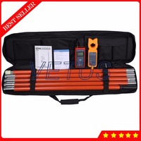 ETCR9100B Wireless transmission test data High/Low Voltage digital ammeter with AC Leakage Current Clamp Meter 99 Sets storage