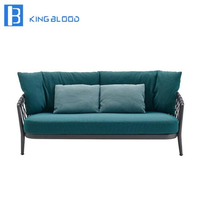 Aliexpress Com Buy Rattan Outdoor Sofa Furniture L Shape Wicker