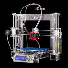 Стандартный/Автоматическое выравнивание Prusa i3 3d-принтер DIY kit Мельци плате управления автоматический уровень боуден экструдера 802Y/802YA