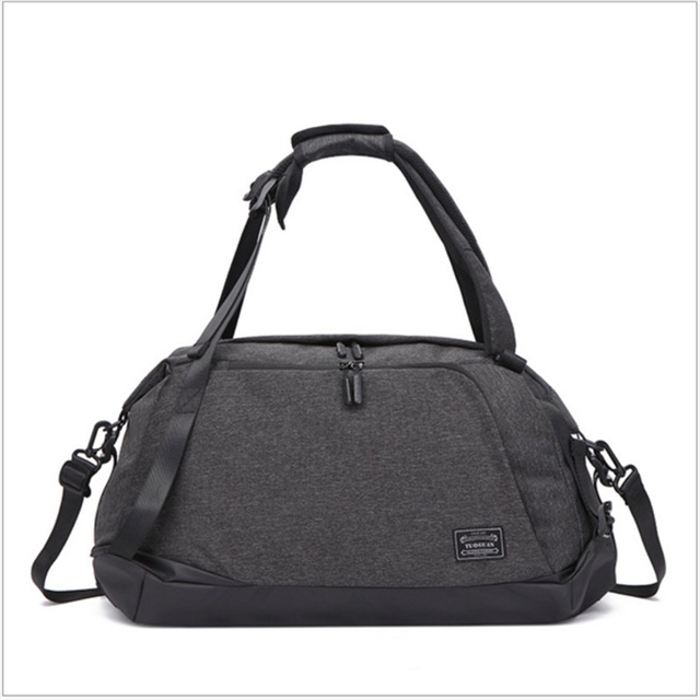 free shipping Portable Shoulder Sports Bag Gym Backpack Separated Shoes  Storage Fitness Bags Men Women Travel Daypack Sport Bag 2f8226283c957