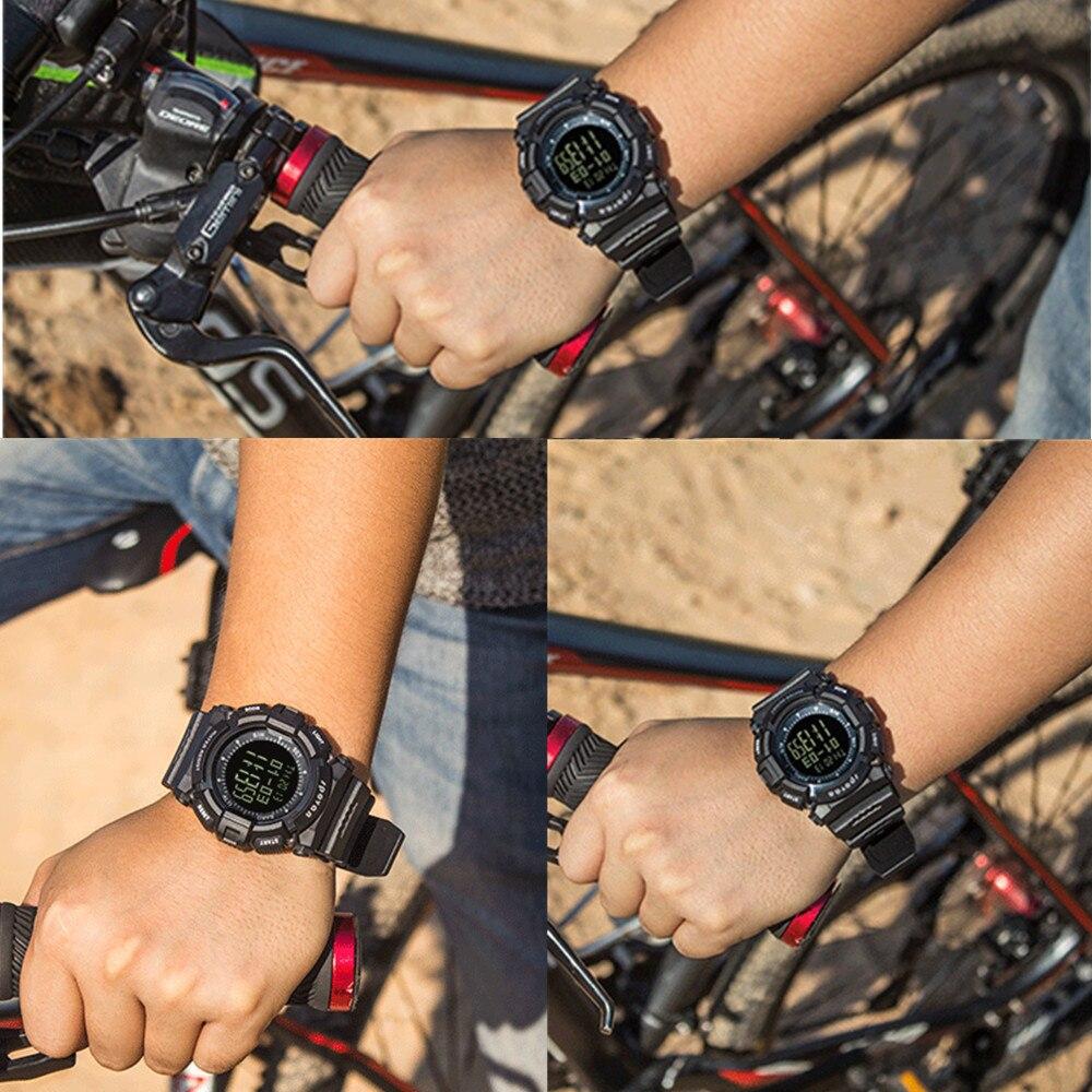 SPOVAN Sport Klokker for menn Militær Watch Design Klokke - Herreklokker - Bilde 6