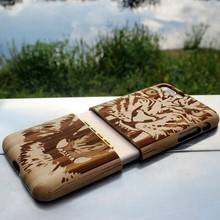 Best Wooden Back Cover for iPhone