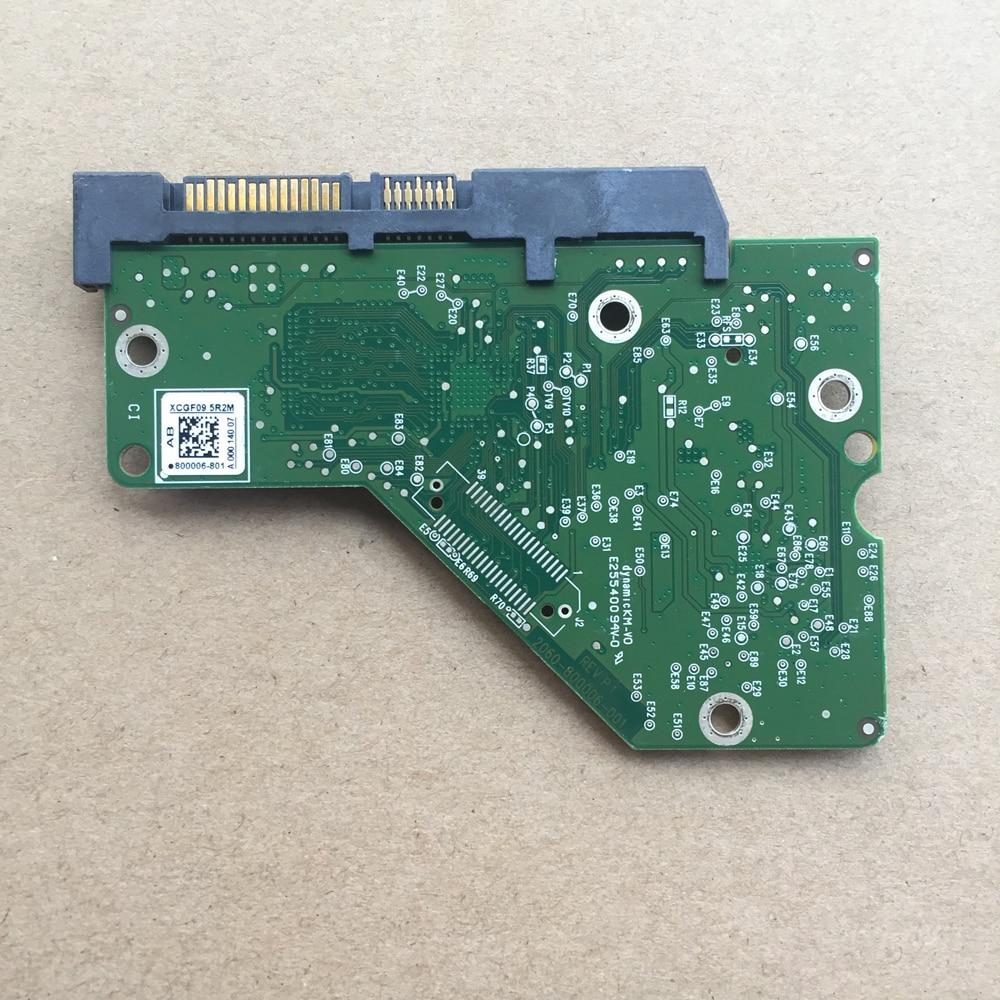 KIMME Hard Drive Parts PCB Logic Board Printed Circuit Board 100617465 for Seagate 3.5 SATA HDD Data Recovery Hard Drive Repair