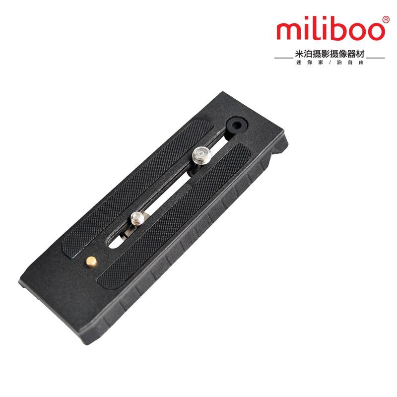Maye baş topu üçlü və monopod üçün istifadə olunan Model MYT806 sürətli buraxma plitəsi istifadə olunur