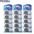 15 PCS 3 Cartões Botão Baterias De Lítio cr2477 DL2477 ECR 2477 3 v 1000 mAh Capacidade Da Bateria