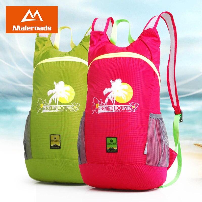 Maleroads paquete para parejas de la escuela bolsa de viaje bolsa de deporte a p