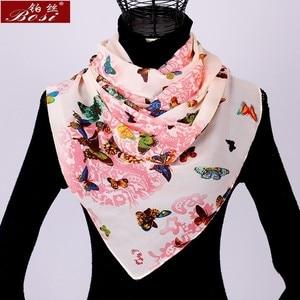 Scarf chiffon shawl schal scarves sjaal hijab winter poncho women scarfs ethnic luxury ladies wape accessories femme ethnic szal(China)