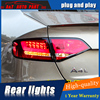 Car Styling LED Tail Lamp For A4 Tail Lights 2009 2012 For A4 Rear Light DRL