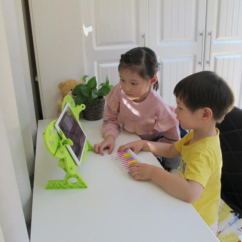 Новейший милый детский Настольный держатель для книг креативный взрослый студент Чтение Книга папка