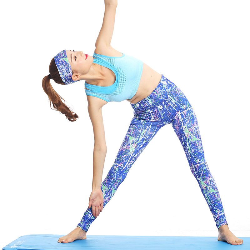 Women Yoga Pants Fitness  (6)