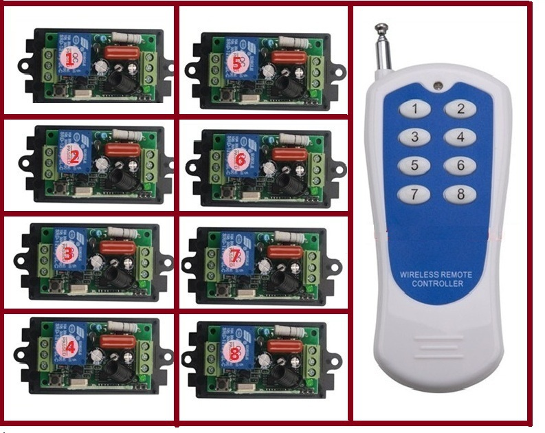 Smart Wireless Remote Switch 1