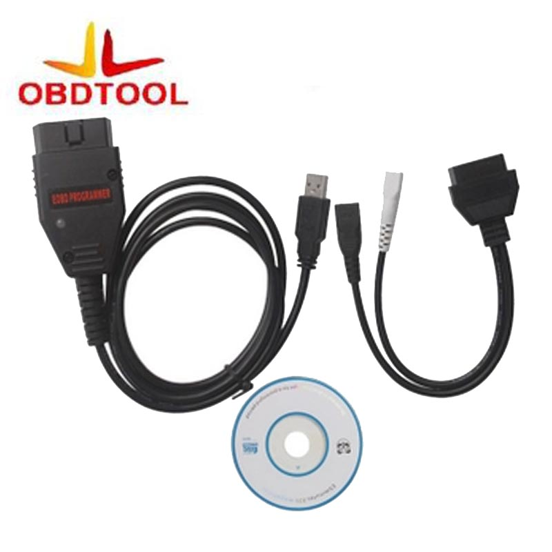 2017 Galleto 1260 EOBD2 Interface De Diagnostic Câble Auto ECU Flasher Chip Tuning Outil