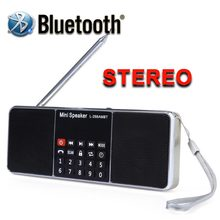 New 2016 Transportable Mini Bluetooth Audio system Wi-fi  Fingers Free  With FM Radio Assist TF Card Play And Recorder