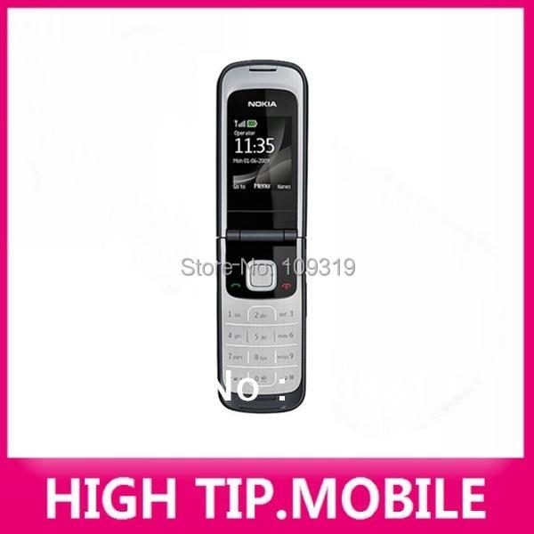 Дешевые оптовые продажи Nokia разблокированный мобильный телефон 2720 дропшиппинг почта Сингапура Поддержка русской клавиатуры