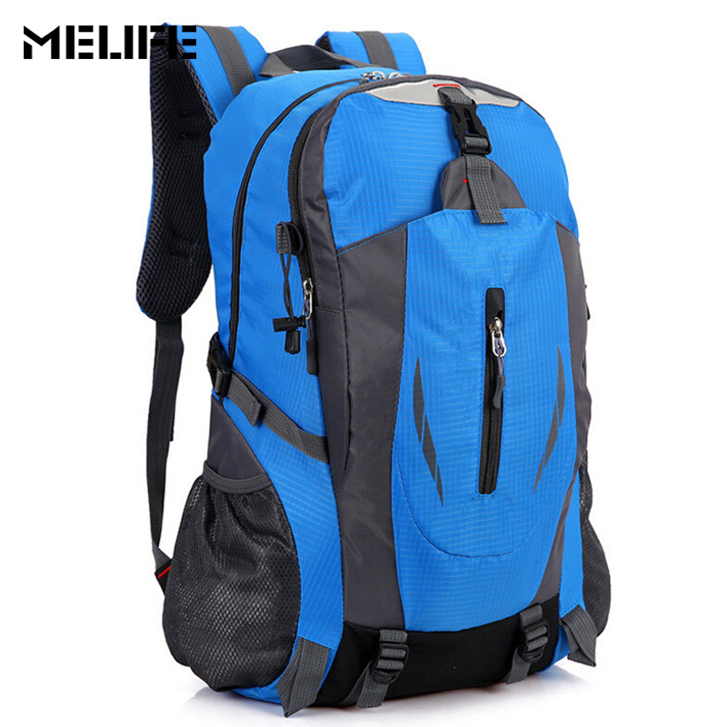 MELIFE Waterproof Hiking backpack Cycling Women men Large capacity Sport bag Outdoor Climbing Travel rucksack 40L sports bags mountec large outdoor backpack travel multi purpose climbing backpacks hiking big capacity rucksacks sports bag 80l 36 20 80cm