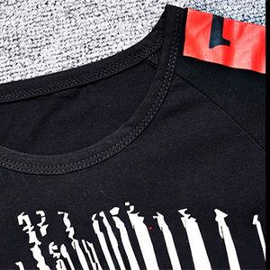 Image 5 - Спортивные костюмы для мальчиков подростков, футболка с коротким рукавом и штаны, повседневная одежда для мальчиков 4, 5, 6, 7, 8, 9, 10, 12, 14 лет, на лето