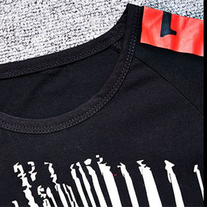 Image 5 - 스포츠 정장 십대 여름 소년 의류 세트 짧은 소매 티셔츠 & 바지 캐주얼 4 5 6 7 8 9 10 12 14 세 아동복