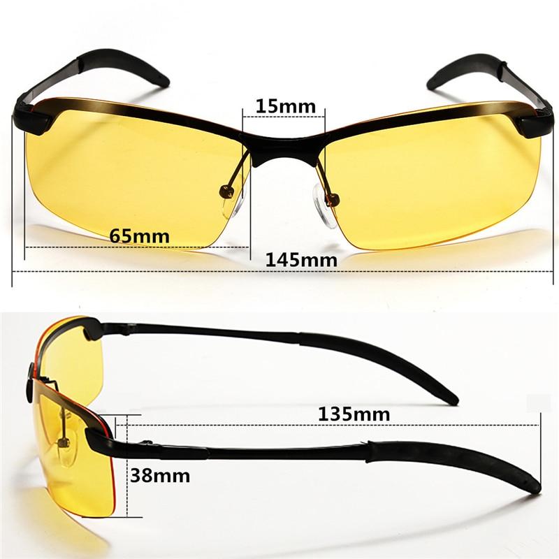 a3278402b1 AOFLY Vintage Metal gafas de sol polarizadas de marca clásica piloto gafas  de sol hombre TAC