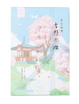 Park Flower Paper Postcard(1pack=30pieces)