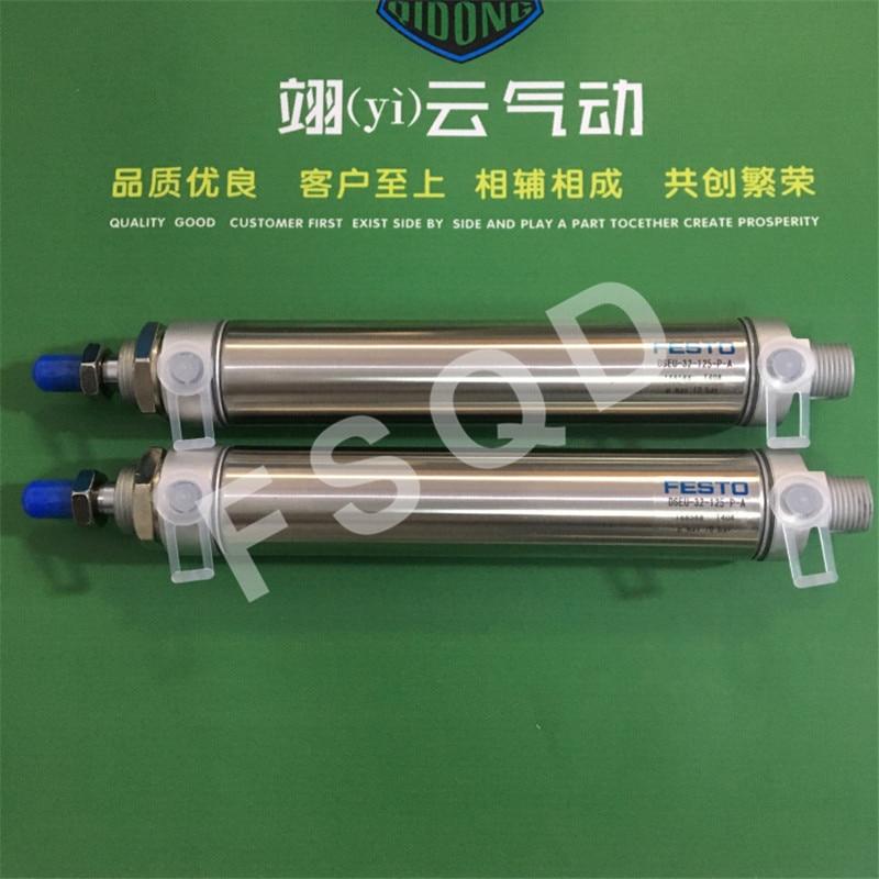DSEU-32-200-P-A DSEU-32-250-P-A DSEU-32-300-P-A  FESTO mini cylinder pneumatic component  air toolsDSEU-32-200-P-A DSEU-32-250-P-A DSEU-32-300-P-A  FESTO mini cylinder pneumatic component  air tools