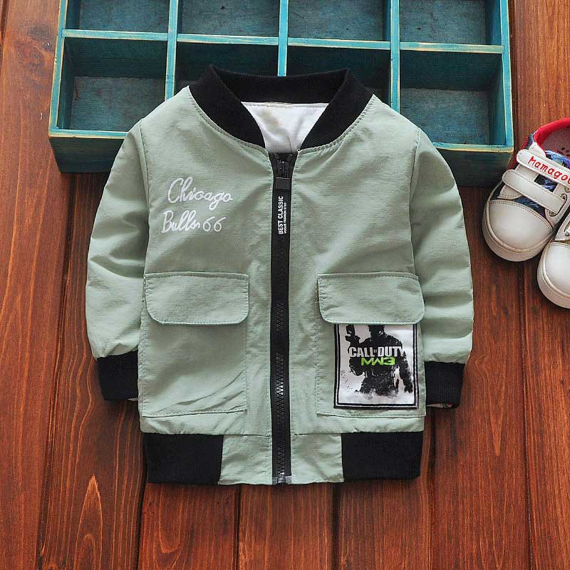 New-Spring-autumn-Casual-Baby-boys-Childrens-Long-sleeve-Solid-pocket-labelibaseball-Outwear-Coats-jack-cardigan-Y2032-2