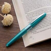 LifeMaster Pilot Metropolitan Fountain Pen Metal Body Fine Nib Animal Colorful Pattern Calligraphy Ink Writing Pen Gift FP MR2