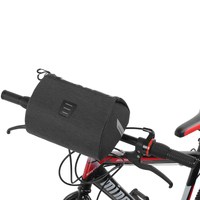 ROSWHEEL 3L Bicycle Bags Cycling Frame Front Tube MTB Road Bike Case Pouch Holder Pannier Bicycle Accessories
