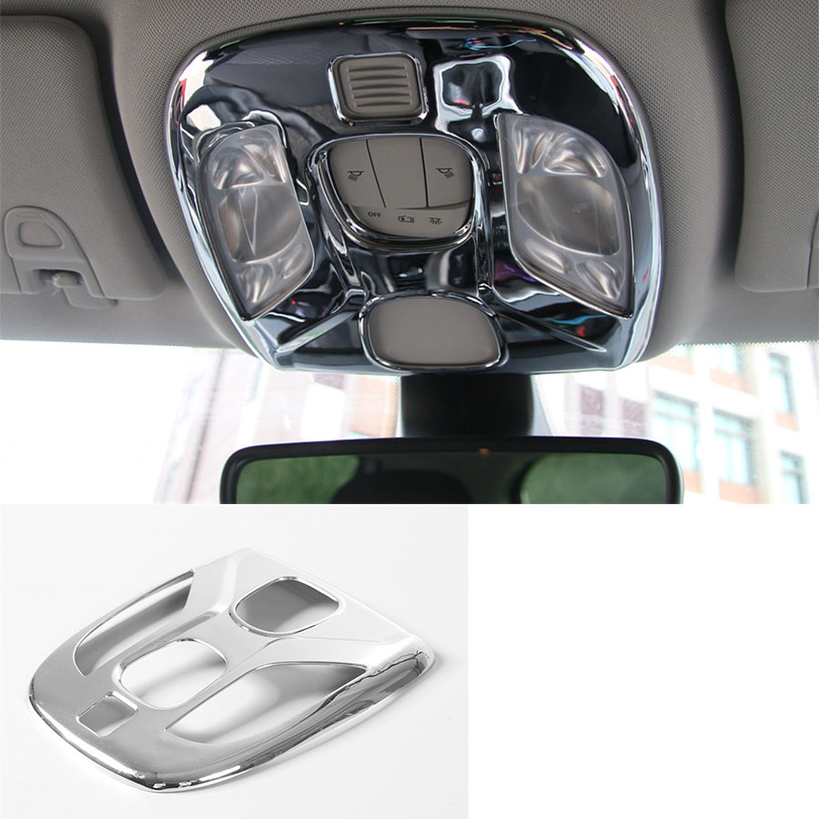 For Jeep Compass 2017 font b Interior b font font b Car b font Rear Roof