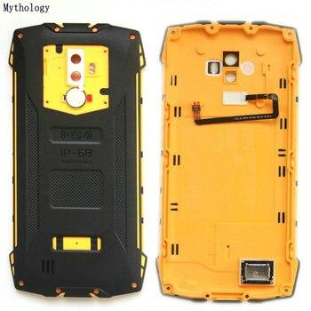 Mythology For Blackview BV6800 Battery Back Cover For BV6800 pro Speaker Case Screws 5.7Mobile Phone Back Housing mythology for xiaomi 5c mi5c big back