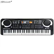 Yamala 61 Keys font b Digital b font Music Electronic Keyboard Key Board Gift Electric font