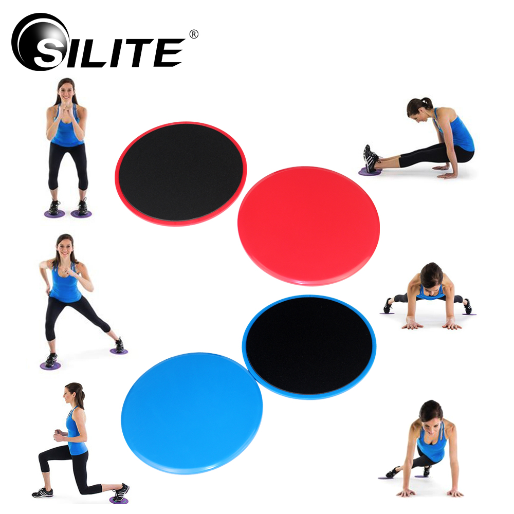 Dual Sided Gliding Discs Glide Fitness Exercise Core Slider Gliding Disc Cross Training Abdominal Workout Core Sliding Disc Gym